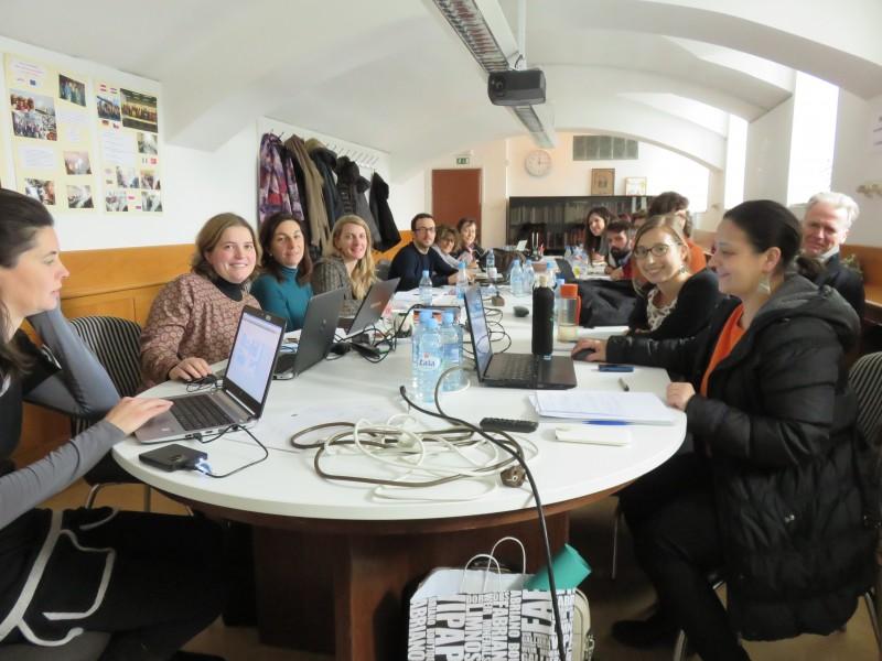 Člani delovne skupine projekta SAVE